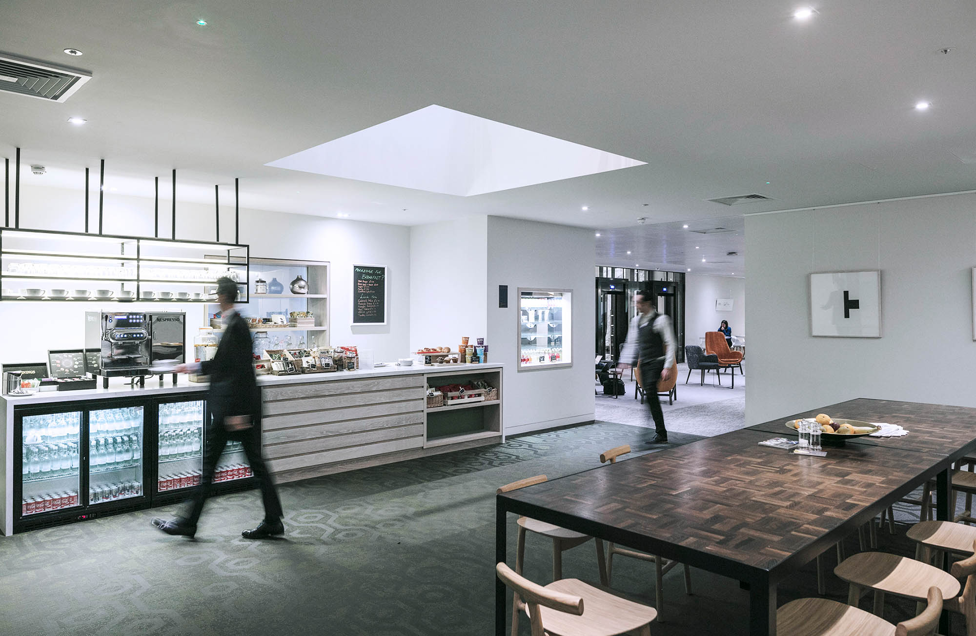 Clubhouse project by Shaw Studios